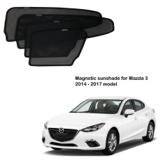 Cheapest Mazda 3 2014 2017 Model Magnetic Sunshade