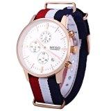 Megir M2011 Male Quartz Watch Three Working Sub Dials Sport Wristwatch 2 Cheap
