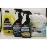 Meguiar S Easy Car Care Bundle Set With Wash Pad Shop