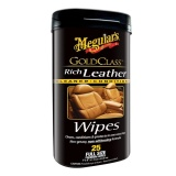 Price Meguiar S G10900 Gc Rich Leather Cleaner Conditioner Wipes 25 Wipes Meguiar S Singapore