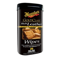 Who Sells The Cheapest Meguiar S G10900 Gc Rich Leather Cleaner Conditioner Wipes 25 Wipes Online