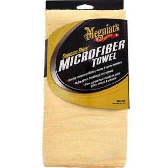 Meguiars X2010 Supreme Shine Microfiber Towel