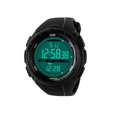 Buy Men Led Digital Military Watch Dive Swim Watches Fashion Outdoor Sports Wristwatches Black Online China