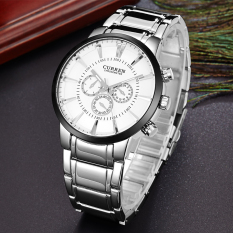 Compare Men Luxury Brand Watch Fashion Watch Quartz Business Casual Wristwatch 8001 Intl Prices