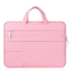 Best Reviews Of Men Women Portable Notebook Handbag 13 3Inch Laptop Bag Sleeve Case Intl