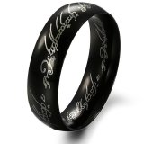 Buy Men S Rock Retro Classic Ring Lord Of The Rings Intl Zuncle Cheap