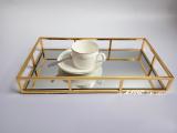 Metal After Modern Display Jewlery Box Tray In Stock