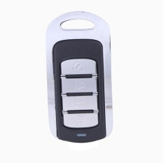 Metal Wireless Remote Control Universal Learning Cloning Copy Remotecontrol(silver)-868 - Intl By Sportschannel.