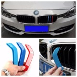 Buy Cheap Mhs Decal Strip Clip M Color Abs Kidney Grill Bar Grille Covers For Bmw3 Series F30 Intl