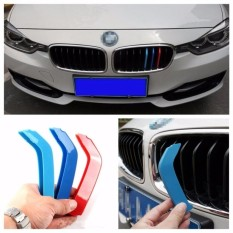 Price Mhs Decal Strip Clip M Color Abs Kidney Grill Bar Grille Covers For Bmw3 Series F30 Intl Oem China