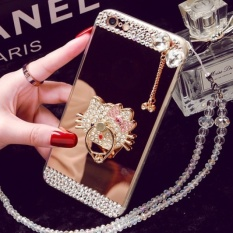 MHStore Oppo R9s Mobile Phone Case R11 A59 Mirror Tpu Diamond R9plusProtective Cover A39 R7sa57 (Color: Need To Lanyardcontact Customer Price / Size: Oppo A31) - intl