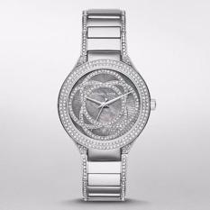 Michael Kors Kerry Silver Tone Watch Mk3480 Review