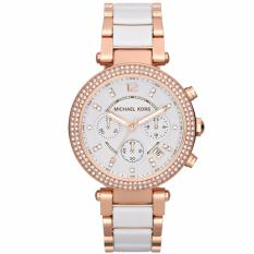Where To Shop For Michael Kors Ladies Parker Chronograph Watch Mk5774