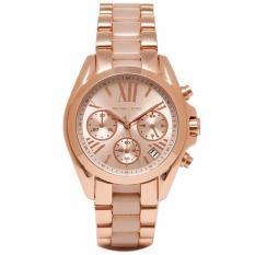 Michael Kors Women S Mk6066 Bradshaw Chronograph Watch Online