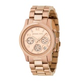 Discount Michael Kors Women S Rose Gold Stainless Steel Strap Watch Mk5128 Michael Kors