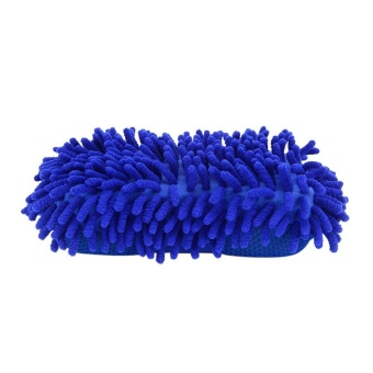 Microfiber Chenille Car Care Washing Brush Cleaning Tool