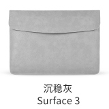 Sale Microsoft Surface 3 Pro3 Pro4 Flat Leather Kalidi Branded