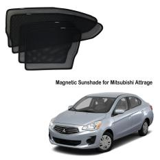 Best Offer Mitsubishi Attrage Magnetic Sunshade