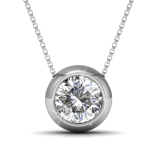 Moon Pendant Crystals From Swarovski® Free Shipping