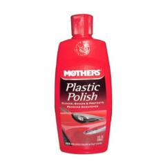 Mothers Plastic Polish 8 Oz Usa Mothers Cheap On Singapore