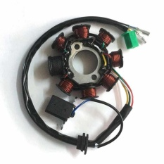 Cheapest Motorcycle Accessories Magneto Stator Replacement Fits For Gy6 125Cc 150Cc Atv Intl Online