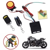 Buy Motorcycle Alarms Speaker Anti Theft Security System Remote Start Flameout Intl Oem
