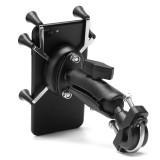 Get Cheap Motorcycle Bike Handlebar X Shape 6 Feet 3 5 6 Inch Cell Phone Gps Mount Holder Intl