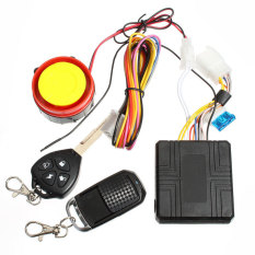 Motorcycle Motorbike Scooter Compact Security Alarm System Remote Control Engine Start For Suzuki Honda Yamaha 12V Universal Multicolor Export For Sale Online
