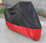Low Cost Motorcycle Motorbike Waterproof Cover Protector Case Cover Rain Protection Breathable Black Red Color Intl
