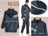 Price Comparisons Motorcyclist Motorcycle Thick Waterproof Rain Coat Jacket With Pants Intl