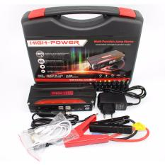 Multi Function 12V Car Jump Starter Power Bank Rechargeable Battery 68800Mah 4Usb Sale