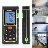 Promo New 40M Handheld Digital Laser Distance Meter Range Finder Measure Diastimeter Intl