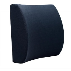 Low Cost New Arrival Sunwonder Coocheer Home Car Memory Foam Back Cushion Lumbar Support Cushion Alleviates Lower Back Pain Intl