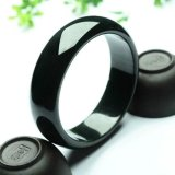 Buy New Natural Hetian Black Jade Bracelet Bangles Fashion Women Jewelry Intl No Brand Original