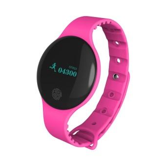 New TLW08 Smart Bracelet for women men Touch Screen Customized Gift Sleep Monitoring Health Sports Bracelet Bluetooth Pedometer
