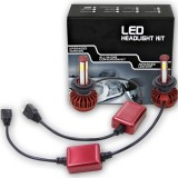 Price Newest 2Pcs H7 R7 Super Bright 4 Sides Emitting Led Auto Headlight Dc9 36V 80W 8000Lumen 6000K Car Bulbs Intl On China