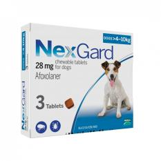 Get Cheap Nexgard Chews For Small Dogs 4 10Kg 3 Pack