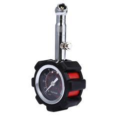 Niceeshop 100 Psi Analog Tire Pressure Gauge Dial Tester Meter For Car/ Truck/ Motorcycle By Nicee Shop.