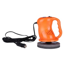 Niceeshop Car Polishing And Buffing Waxing Machine Portable Car Care Tools Home Outdoor (orange) - Intl By Nicee Shop.