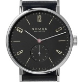 Compare Nomo Fashion Personality High Grade Luxurious Two Needle Half Quartz Watch Black Intl