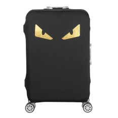 Best Rated Ocean Luggage Protectors Covers Suitcases Protective Sleeve Wear Resisting Cartoon Dust Cover Strong Durable 26 28 Inch Intl