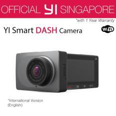 Discount Official Xiaoyi Sg English Xiaoyi Yi Car Dash Driving Recorder Mi Camera 2 7 Inch 165 Degree 1080P Hd Adas Cctv Security Grey Singapore