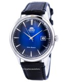 Sale Orient Bambino Version 4 Classic Automatic Men S Leather Strap Watch Fac08004D0 Online On Singapore