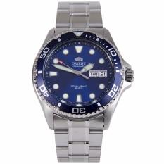 Price Orient Mens Faa02005D9 Ray 2 Analog Japanese Automatic Silver Watch Online Singapore