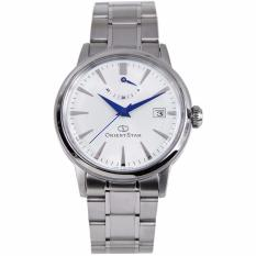 Retail Orient Star Classic Automatic Power Reserve Men S Silver Tone Stainless Steel Strap Watch Saf02003W0