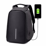 Best Reviews Of Original Design Anti Theft Backpack Water Repellent Cut Resistance Travel Laptop External Usb Port Charge Intl