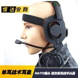 Sale Outdoor Adapter Helmet Plug Tactical Headset Oem