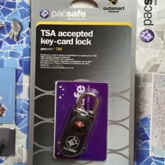 Sale Pacsafe Anti Theft Key Card Lock Pacsafe Branded