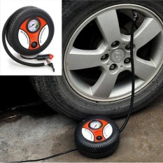 Palight Mini Portable Car Tire Inflaters Air Compressor 12 V Auto Inflatable Pumps Electric - Intl By Palight.
