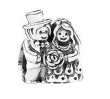Buy Pandora Bride And Groom Charm 791116 Intl Hong Kong Sar China